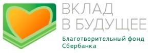 Логотип БФ Вклад в будущее