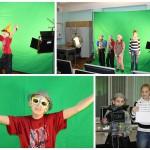 видеостудия 4 школа