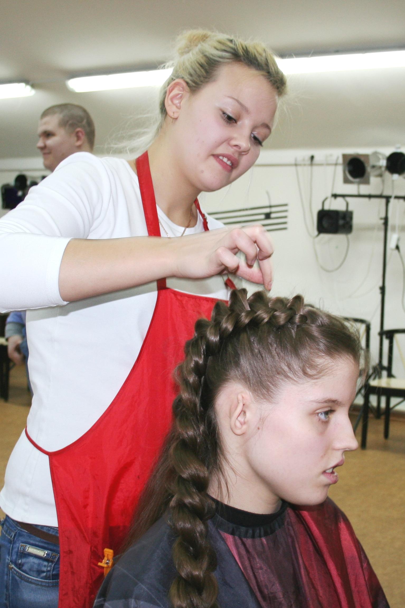 школа парикмахерского искусства 12.12.2012