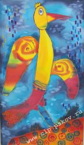 Моргунова Марина. 2014. 40х70