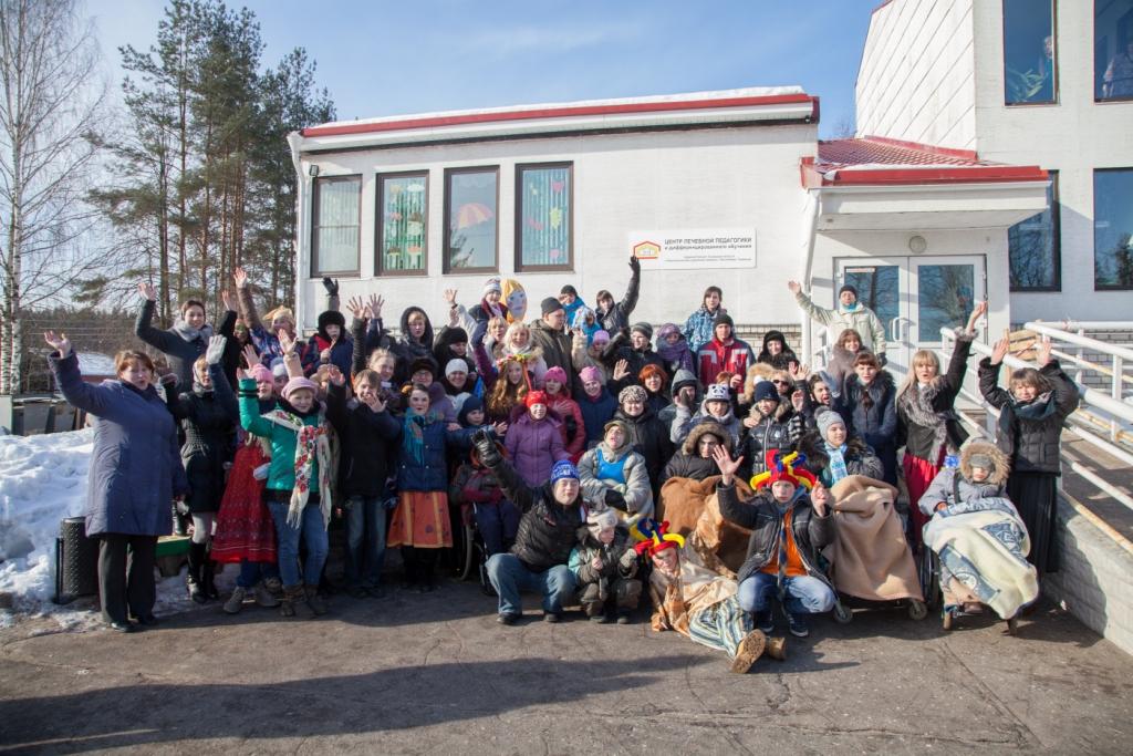 масленица 2013 (фото О. Балобейко)