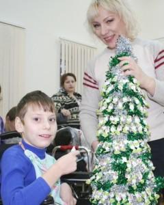 Новогоднее поздравление от 24 школы. 14.01.2013