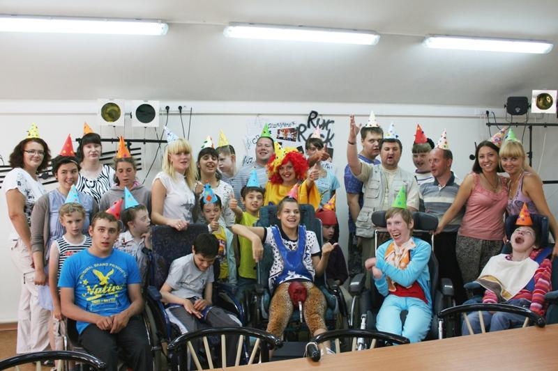 летний лагерь 2013 клоуны (10)