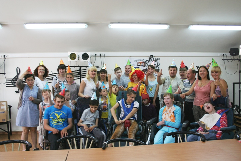 летний лагерь 2013 клоуны (9)
