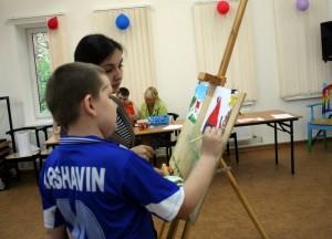 школьный лагерь 2014 - рисование (3)