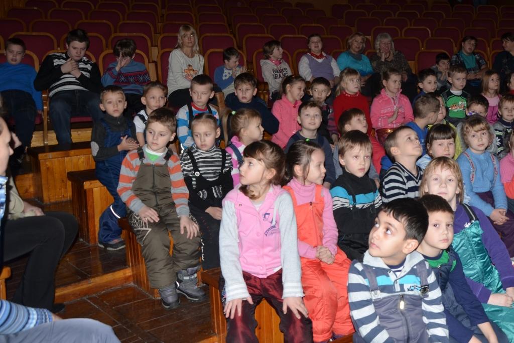 16.01.2015, спектакль в ППК 23
