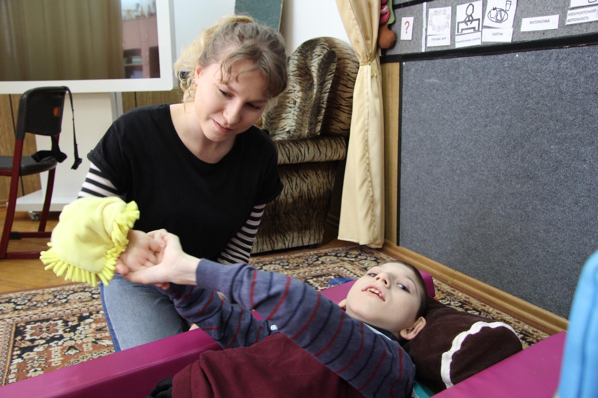 Диана, волонтёр ЦЛП Псков, 2018-19, 11